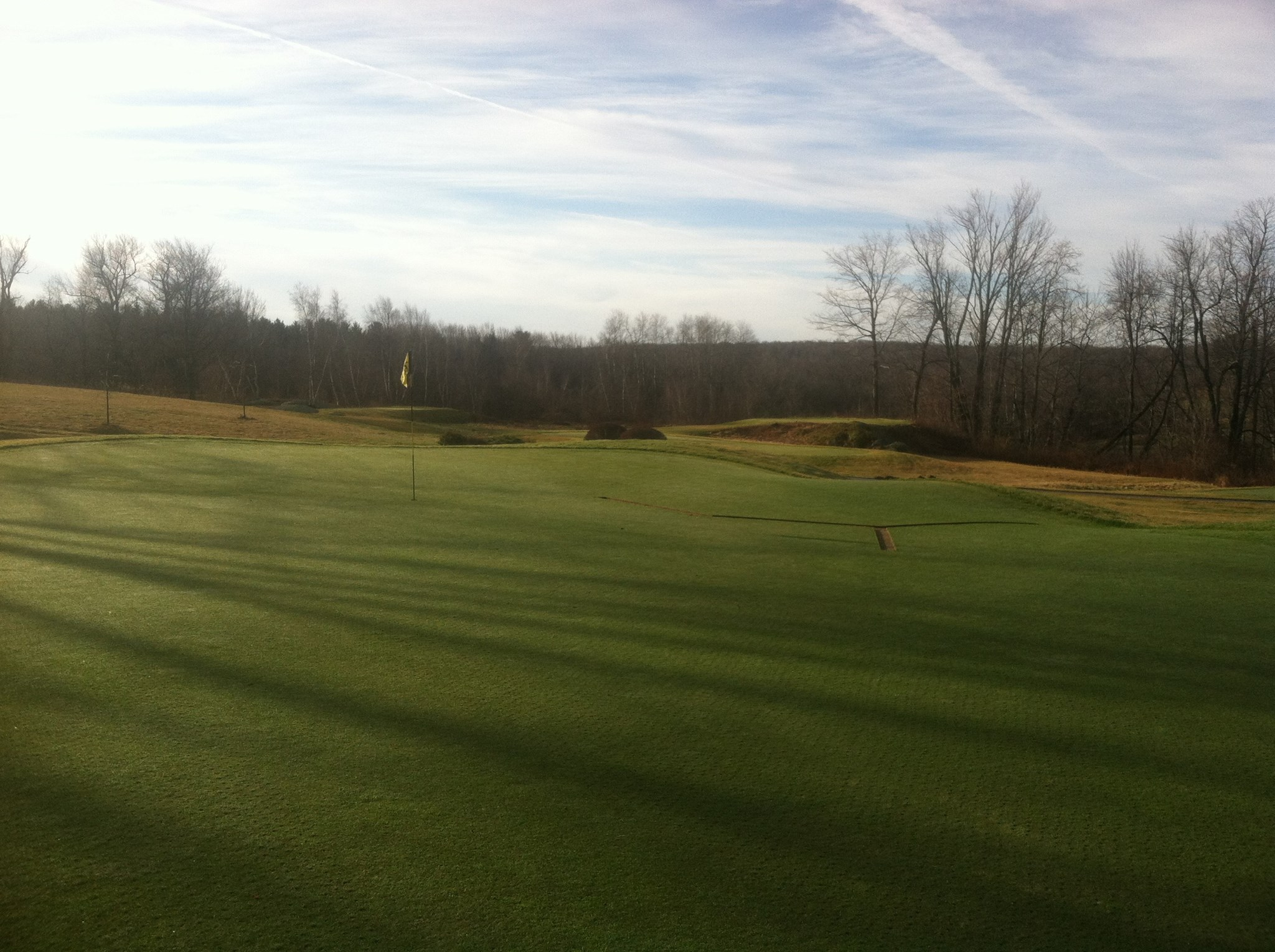Overview of golf course named Torrington Country Club