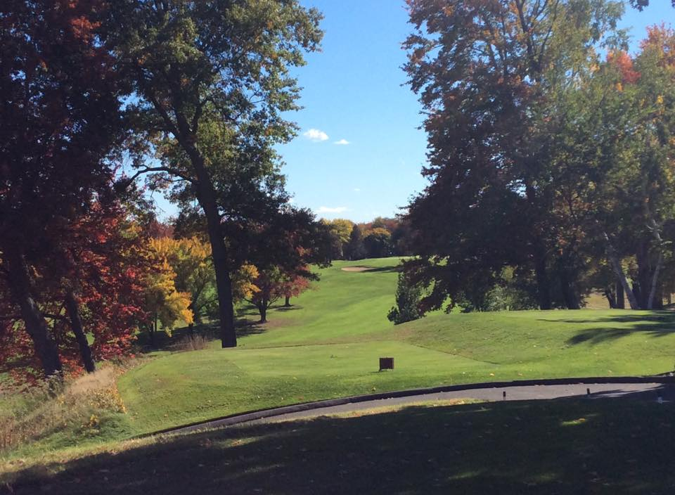 Overview of golf course named Tumble Brook Country Club