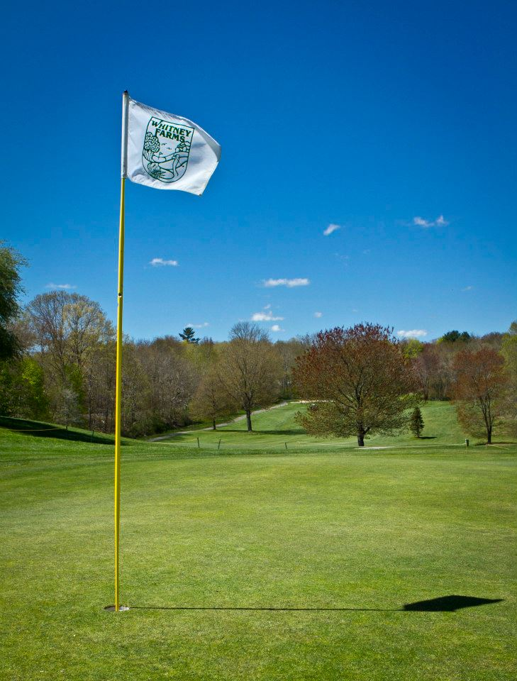 Overview of golf course named Whitney Farms Golf Club