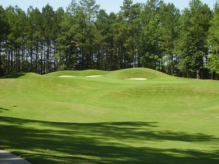 Indian creek golf club cover picture
