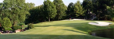 Overview of golf course named Saint Marlo Country Club