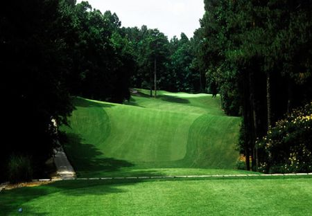 Stone mountain golf course cover picture