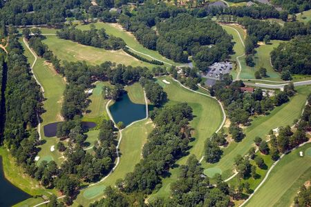 Overview of golf course named The Plantation Golf Club