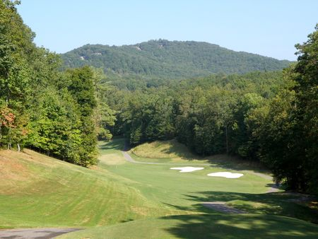 Big canoe golf club cover picture