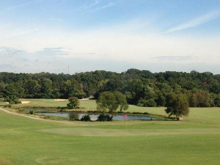 Browns mill golf course cover picture