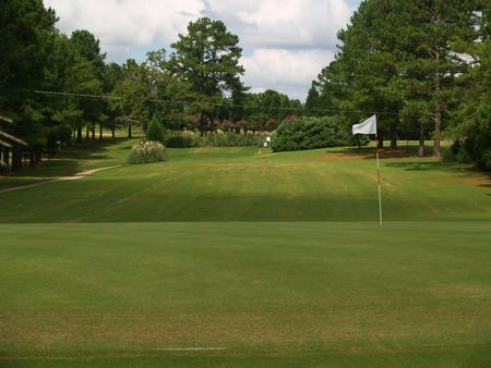 Cabin creek golf club cover picture