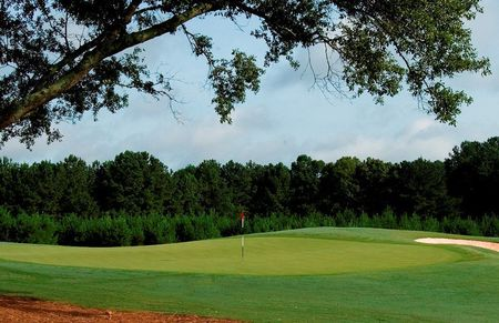 Overview of golf course named Cannongate Golf at Sun City Peachtree