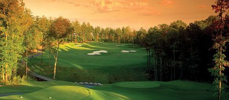 Canongate golf club cover picture