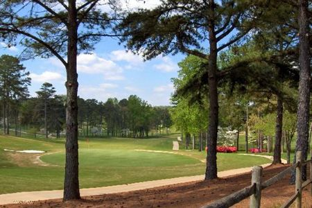 Overview of golf course named Chattahoochee Golf Club