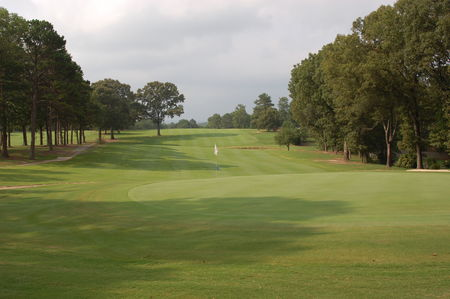 Overview of golf course named Cherokee Golf and Country Club
