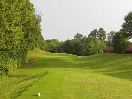 Overview of golf course named Cherokee Golf Center