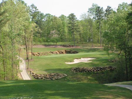 Cherokee run golf club cover picture