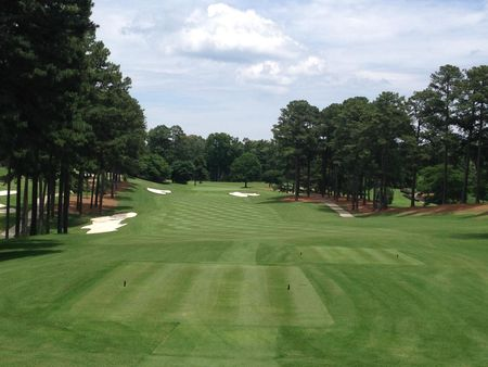 Cherokee town and country club cover picture