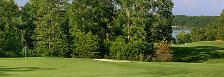 Overview of golf course named Chestatee Golf Club