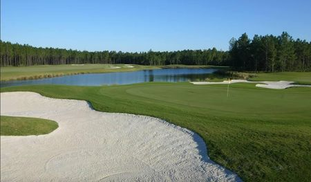 Coastal pines golf club cover picture