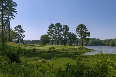 Overview of golf course named Cobblestone Golf Course