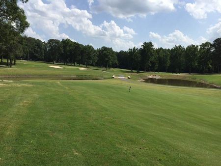Overview of golf course named Collins Hill Golf Club