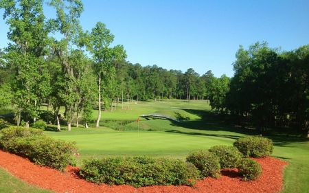 Country Oaks Golf Course Cover Picture