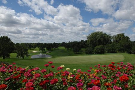 Crooked oak golf club cover picture