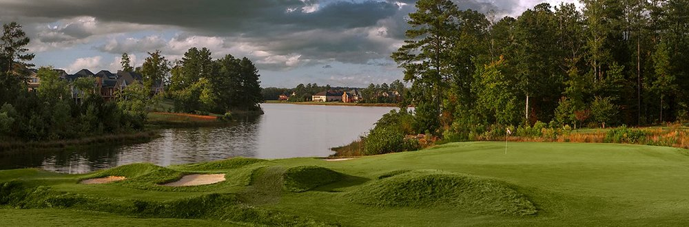 Overview of golf course named Crystal Lake Golf and Country Club