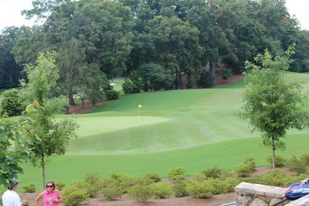 Overview of golf course named Druid Hills Golf Club