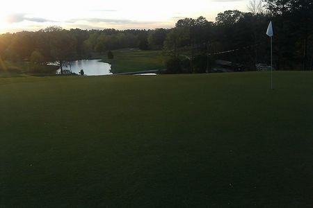Overview of golf course named Elberton Country Club