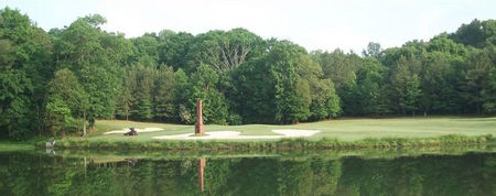 Overview of golf course named Fields Ferry Golf Club