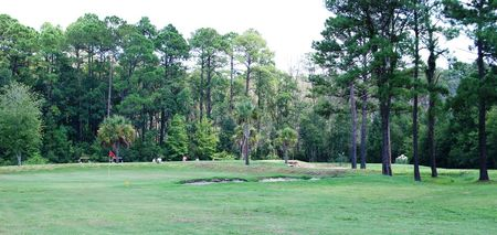 Overview of golf course named Folkston Golf Club
