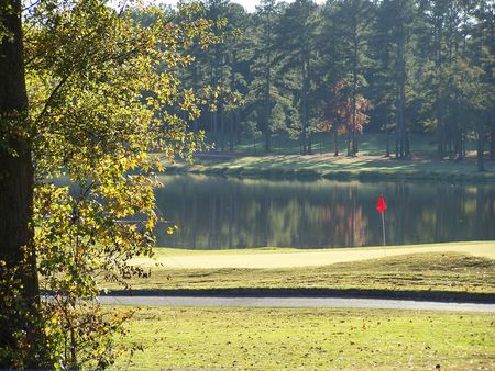 Overview of golf course named Gordon Lakes Golf Course