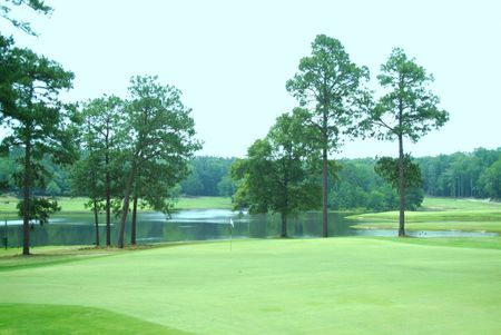 Overview of golf course named Goshen Plantation Golf Club