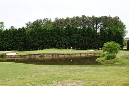 Overview of golf course named Highland Golf Club