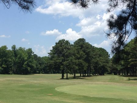 Overview of golf course named Hunter Pope Country Club