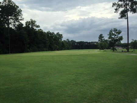 Overview of golf course named Laurel Island Links