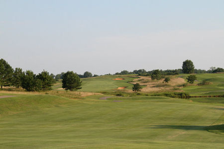 Orchard hills golf course the cover picture