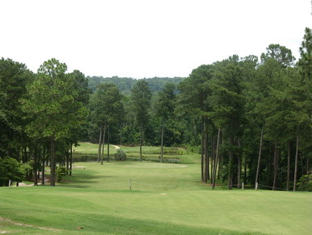 Overview of golf course named Pointe South Golf Club