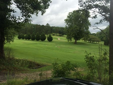 Rabun country golf club cover picture