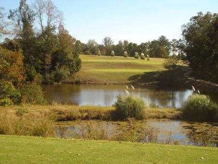 Red oak golf club cover picture