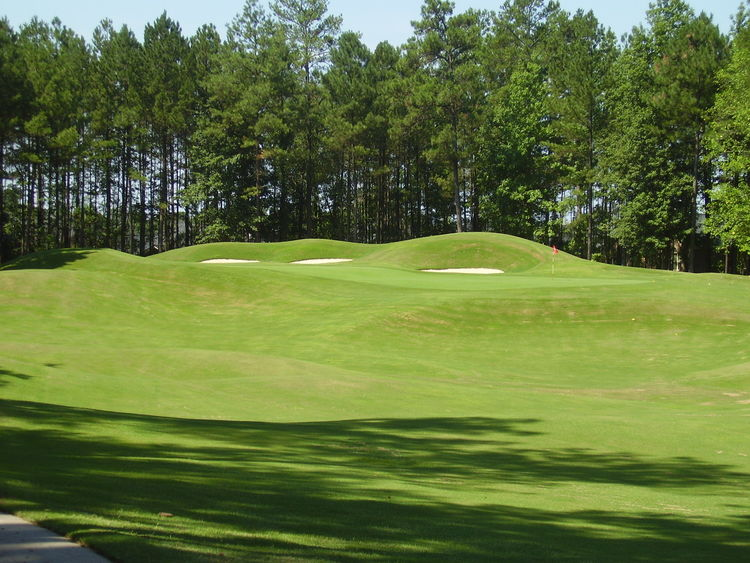 Ashton hills golf club cover picture