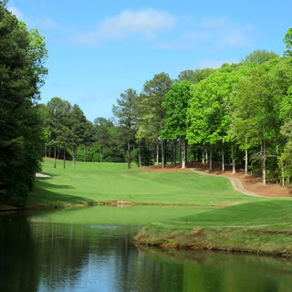Atlanta country club cover picture