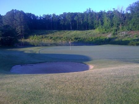 Andrews afb golf course cover picture