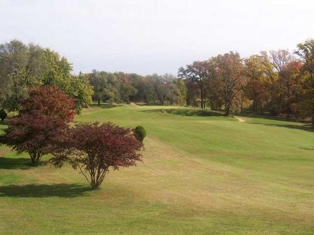 Overview of golf course named Annapolis Golf Club