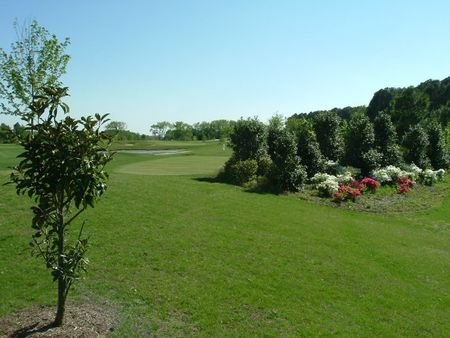 Blue Heron Golf Course Cover Picture