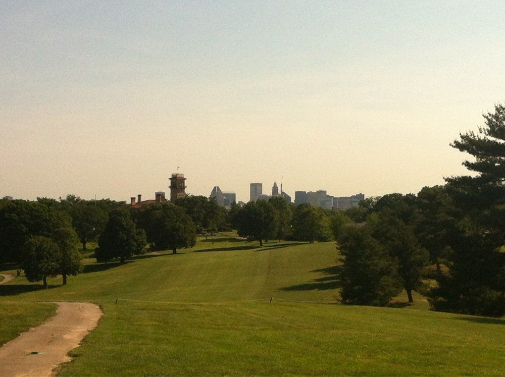 Clifton park golf course cover picture