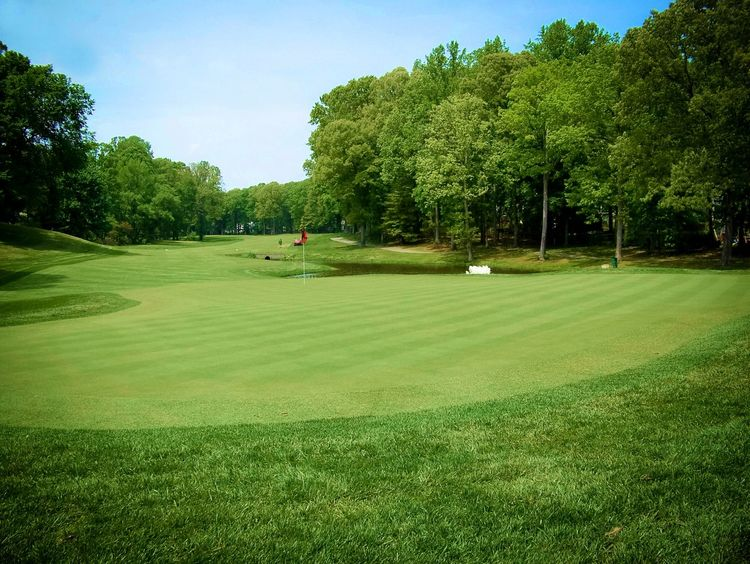 Crofton country club cover picture