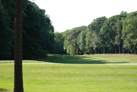 Overview of golf course named Hog Neck Golf Course