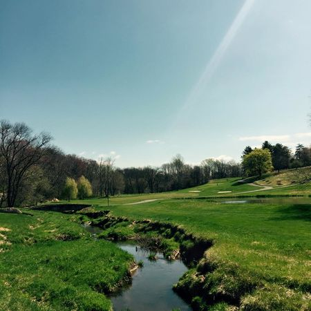 Norbeck country club cover picture