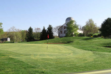 River Downs Golfers' Club Cover Picture
