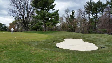 Overview of golf course named Sligo Creek Golf Course
