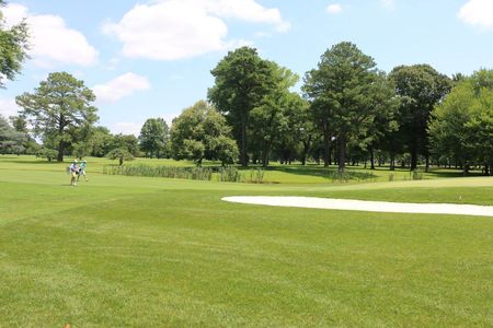 Overview of golf course named Talbot Country Club