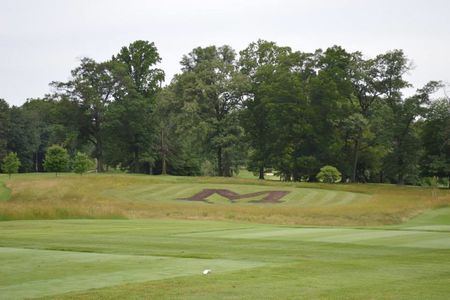 University of Maryland Golf Course Cover Picture